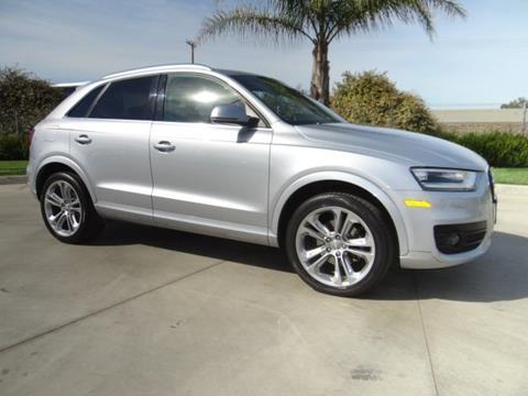2015 Audi Q3 for sale in Hanford, CA