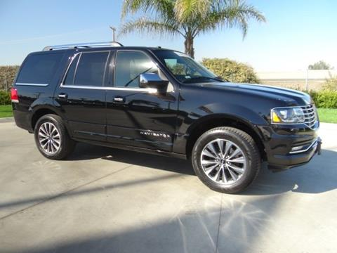 2017 Lincoln Navigator for sale in Hanford, CA