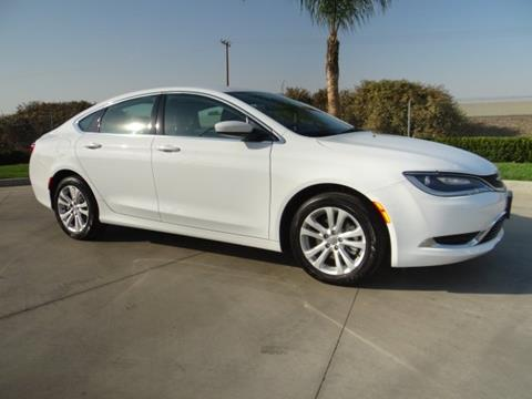 2017 Chrysler 200 for sale in Hanford, CA