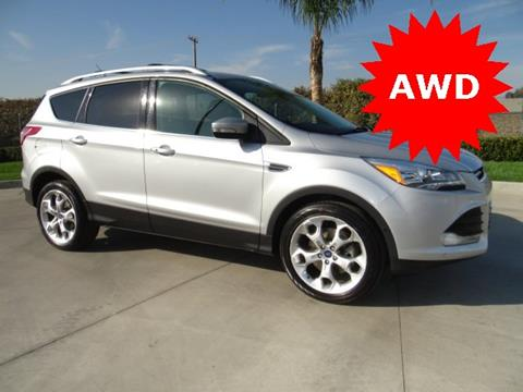 2014 Ford Escape for sale in Hanford, CA