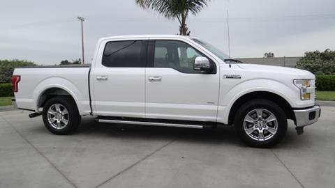 2015 Ford F-150 for sale in Hanford, CA
