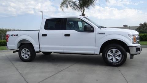 2018 Ford F-150 for sale in Hanford, CA