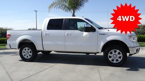 2014 Ford F-150 for sale in Hanford, CA