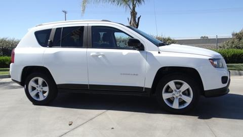 2016 Jeep Compass for sale in Hanford, CA
