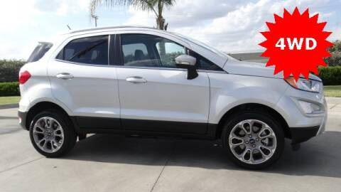 2018 Ford EcoSport for sale in Hanford, CA