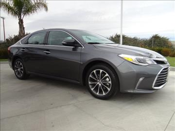 2016 Toyota Avalon for sale in Hanford, CA