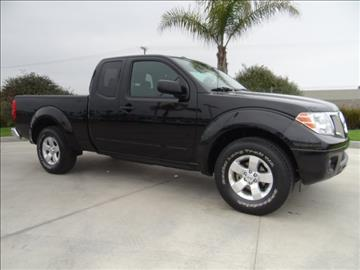 2013 Nissan Frontier for sale in Hanford, CA