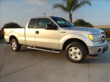 2013 Ford F-150 for sale in Hanford, CA