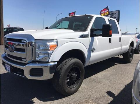 2012 Ford F-350 Super Duty for sale in Moses Lake, WA