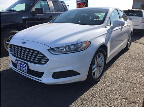 2014 Ford Fusion for sale in Moses Lake, WA
