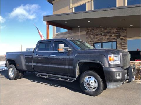 2016 GMC Sierra 3500HD for sale in Moses Lake, WA