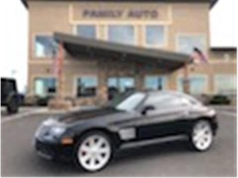 2004 Chrysler Crossfire for sale in Moses Lake, WA