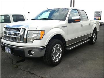 2011 Ford F-150 for sale at Moses Lake Family Auto Center in Moses Lake WA