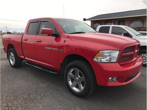 2012 RAM Ram Pickup 1500 for sale in Moses Lake, WA