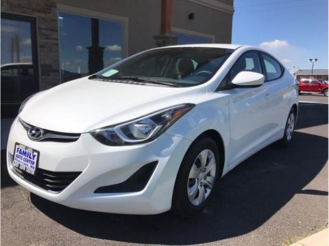 2016 Hyundai Elantra for sale in Moses Lake, WA
