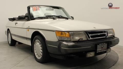 1991 Saab 900 for sale in Tacoma, WA
