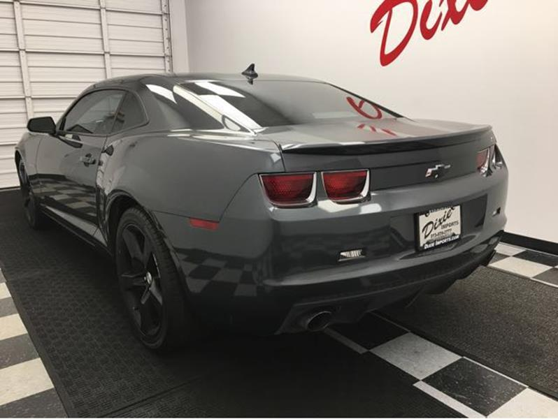 2011 Chevrolet Camaro SS 2dr Coupe w1SS In Fairfield OH  Dixie