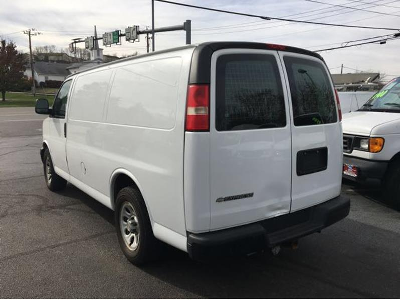 2010 Chevrolet Express Cargo 1500 In Fairfield Oh Dixie Motors