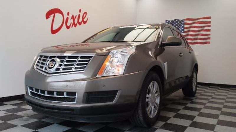 2014 Cadillac Srx Luxury Collection In Fairfield Oh Dixie Motors