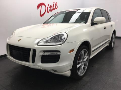 Porsche Cayenne For Sale In Fairfield Oh Dixie Motors