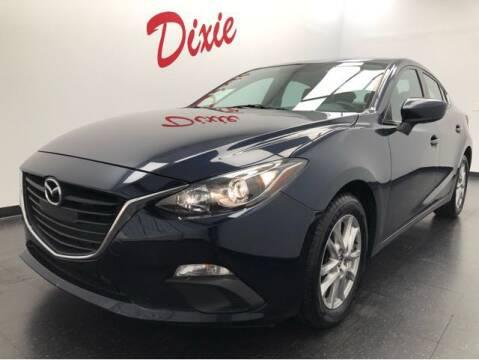 2014 Mazda MAZDA3 for sale at Dixie Motors in Fairfield OH