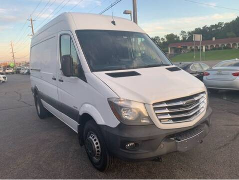 2014 Freightliner Sprinter Cargo for sale at Dixie Motors in Fairfield OH