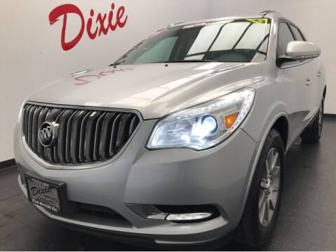 2016 Buick Enclave for sale at Dixie Motors in Fairfield OH