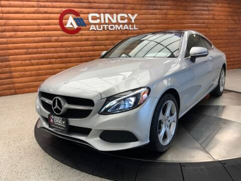 2017 Mercedes-Benz C-Class for sale at Dixie Motors in Fairfield OH