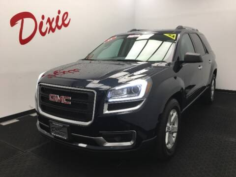 2015 GMC Acadia for sale at Dixie Motors in Fairfield OH
