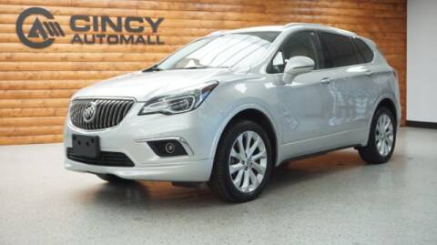 2016 Buick Envision for sale at Dixie Motors in Fairfield OH