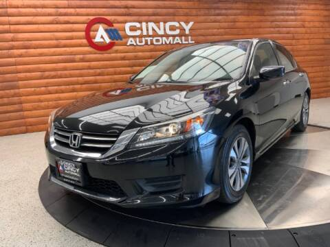 2015 Honda Accord for sale at Dixie Motors in Fairfield OH