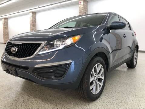 2016 Kia Sportage for sale at Dixie Motors in Fairfield OH