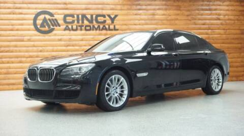 2014 BMW 7 Series for sale at Dixie Motors in Fairfield OH
