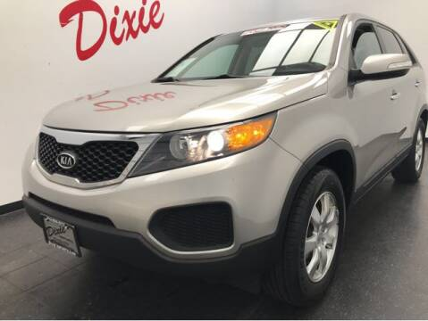 2013 Kia Sorento for sale at Dixie Motors in Fairfield OH