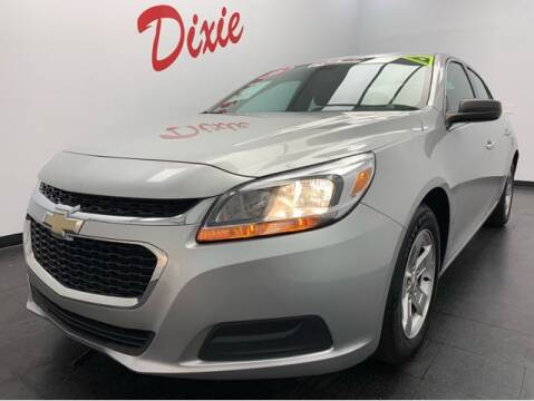2016 Chevrolet Malibu Limited for sale at Dixie Motors in Fairfield OH