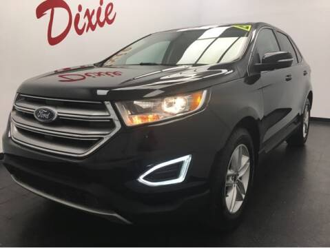 2017 Ford Edge for sale at Dixie Motors in Fairfield OH