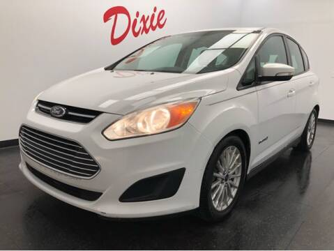 2015 Ford C-MAX Hybrid for sale at Dixie Motors in Fairfield OH