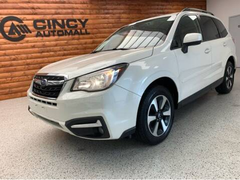 2017 Subaru Forester for sale at Dixie Motors in Fairfield OH