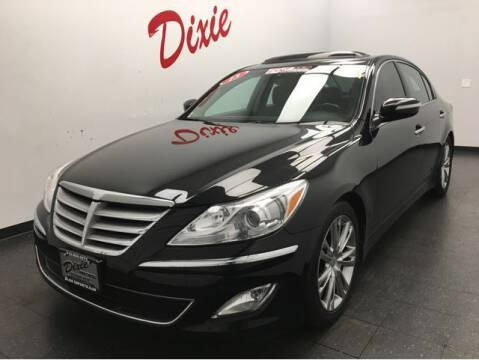 2013 Hyundai Genesis for sale at Dixie Motors in Fairfield OH