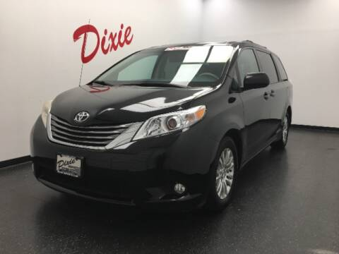 2014 Toyota Sienna for sale at Dixie Motors in Fairfield OH