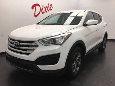 2015 Hyundai Santa Fe Sport for sale at Dixie Motors in Fairfield OH