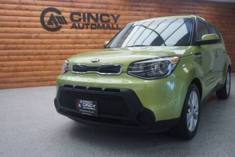 2015 Kia Soul for sale at Dixie Motors in Fairfield OH