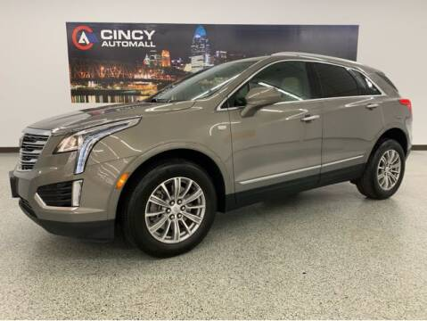 2017 Cadillac XT5 for sale at Dixie Motors in Fairfield OH