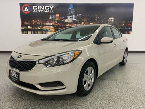 2015 Kia Forte for sale at Dixie Motors in Fairfield OH