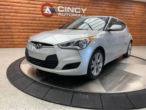 2016 Hyundai Veloster for sale at Dixie Motors in Fairfield OH