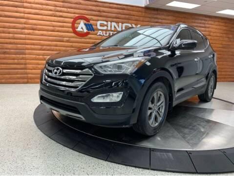 2013 Hyundai Santa Fe Sport for sale at Dixie Motors in Fairfield OH
