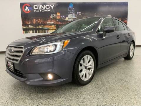 2017 Subaru Legacy for sale at Dixie Motors in Fairfield OH