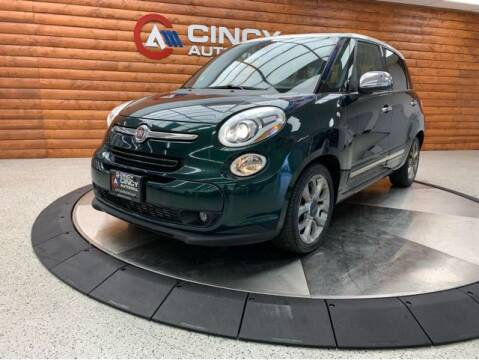 2014 FIAT 500L for sale at Dixie Motors in Fairfield OH