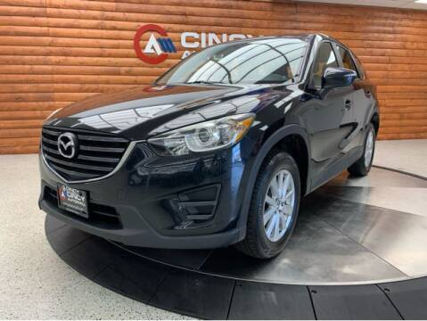 2016 Mazda CX-5 for sale at Dixie Motors in Fairfield OH
