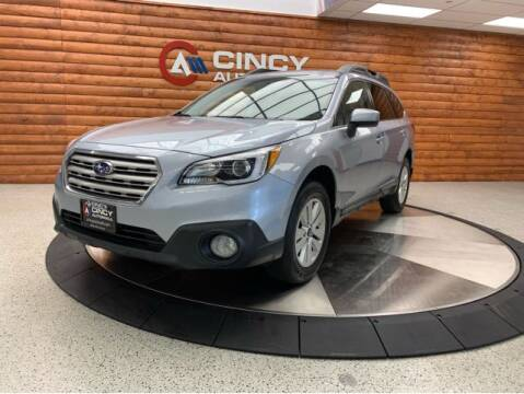 2017 Subaru Outback for sale at Dixie Motors in Fairfield OH